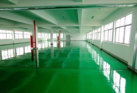 环氧树脂防静电地坪在施工中的注意事项有哪些